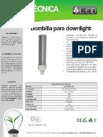 Bombilla Para Downlight - BOP10BRLHC
