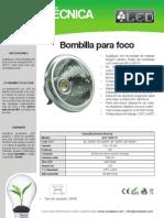 Bombilla Para Foco - BOF7SHR111