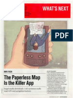 Paperless Map 112607