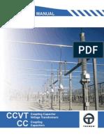 CCVT and CC Instruction Manual