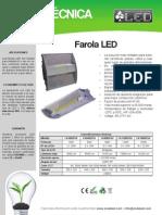 Farola Led - Faxxxbrsv