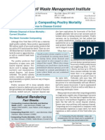 Composting Poulty Mortality Emergency Response