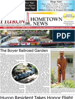 Huron Hometown News - August 29, 2013