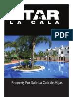 Property for Sale La Cala de Mijas   Ref.3v0822   Star La Cala