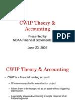 Cwip Theory Accounting