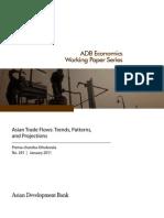Asian Trade Flows