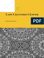 Lady Chatterly's Lover-D.H LAWRENCE
