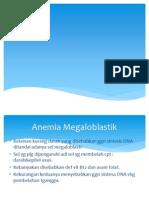 Anemia Megaloblastik