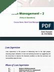 Theories of Liquidity Management