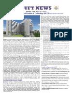 BUFT News Letter Jan-Jun-2012