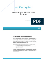 Innovation Partagee- eBook