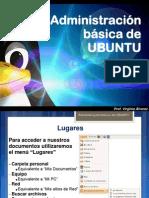 08 Administracion Basica Del Sistema