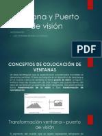 Ventana y Puerto de visión1