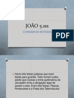 JOÃO 5
