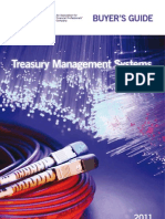 A Buyers Guide to Treasury Management Systems 2011