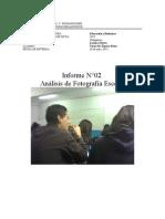 Desarrollo Informe N°02
