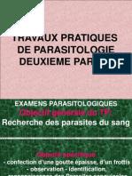 TP Examens Parasitologiques Du Sang