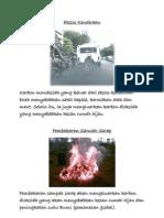 Folio Pencemaran Udara (bahan dan kesan pencemaran udara)