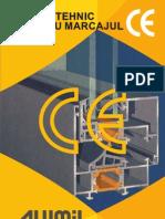 Manual Tehnic Penntru Marcaj Ce (Alumil)