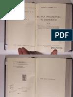 """""""De Ipsa Philosophia in Universum"""" (v. 2) Ramirez OP"""