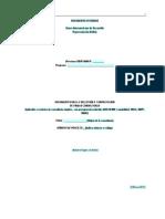Documento Para La Seleccion y Contratacion de Firmas Consultoras (Menores a Sus50000)
