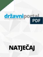 """Središnji državni portal - Koncept """"gov.hr"""""""