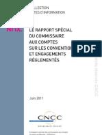 NI IX ConventionsReglementees Juin2011 vJTech