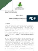 Plano de Aula n. 2 - Competência da JT- 2013.2