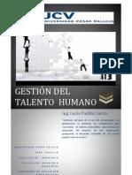 Modulo Gestion Del Talento Humano UCV 2013