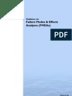 FMEA Guidance