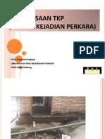 2010, Ep Kuliah Tkp