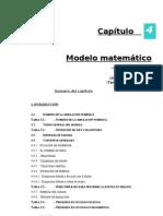 Capítulo 4.- Modelo numérico