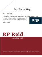 About R.P. Reid Consulting