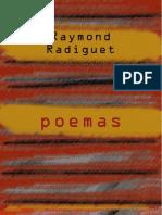 Raymond Radiguet Poemas