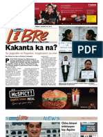 Today's Libre 08302013