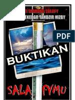 Bukti Seorang Salafy PDF