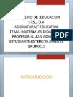 Presentación n°1