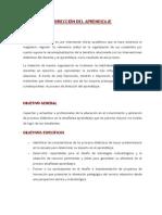 Diplomado Direccion Del Aprendizaje