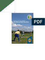 GAA Rounders 2013 Basic Rules Copy