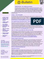 EUFAMI @Bulletin 28 August 2013