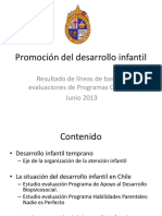 Desarrollo infantil tempranoCCCjunio2013
