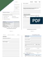 FN 5 1-2 Customer Feedback Form