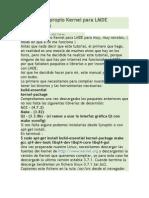 Compilar Tu Propio Kernel Para LMDE