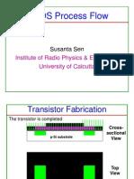 CMOS Process Flow (1)