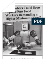 Employment Policies Institute - WSJ Ad