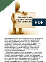 Curs IBR-Sem2 1 Electrosecuritate