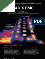 Semcad EMC Flyer