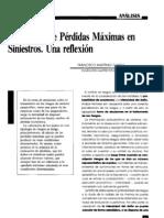 Perdidas Maximas PML