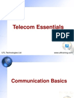 Telecom Essentials Presentation Latest