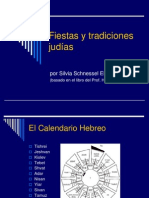 Fiestas y Tradiciones Judias1